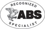 ABS recognized-specialist